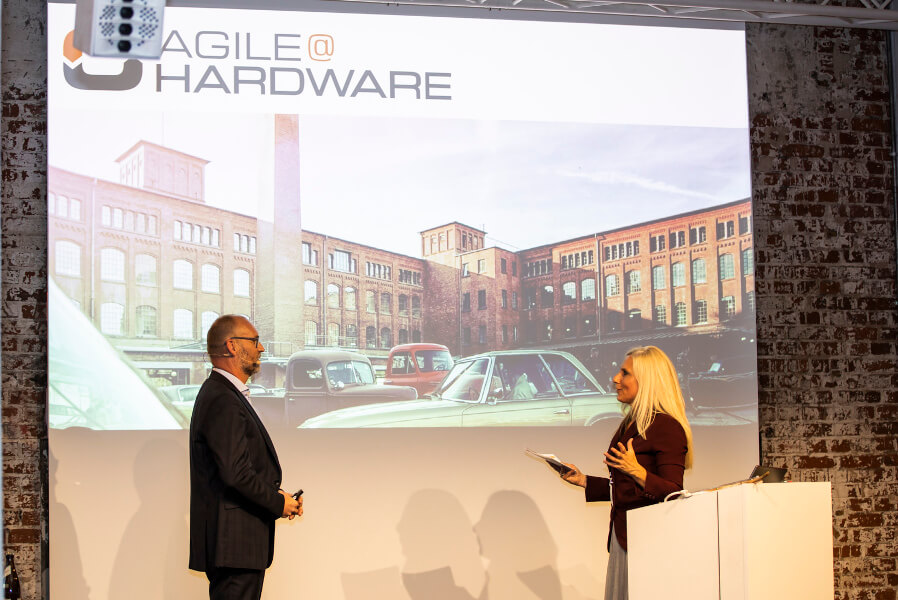 Agile@Hardware 2019 News